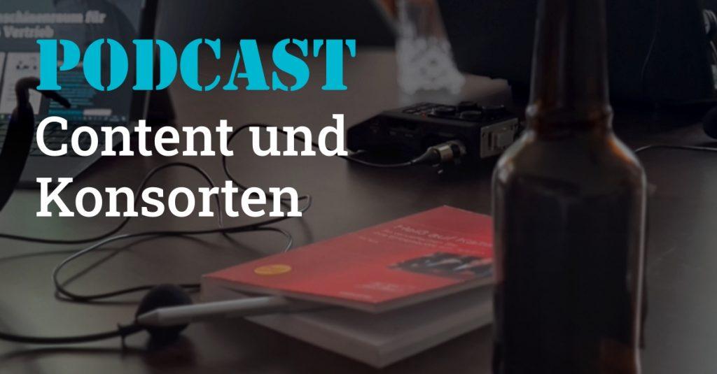 #87 Podcasts - Content und Konsorten