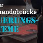 """Folge #104 des Podcast """"Aus dem Maschinenraum für Marketing & Vertrieb"""": Auf der Kommandobrücke - Steuerungssysteme"""