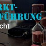 """Folge 106 des Podcast """"Aus dem Maschinenraum für Marketing & Vertrieb"""": Markteinführung - gedacht"""