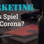 """Folge 118 des Podcasts """"Aus dem Maschinenraum für Marketing & Vertrieb"""": Marketing - Neues Spiel nach Corona?"""
