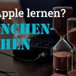 """Folge 120 des Podcasts """"Aus dem Maschinenraum für Marketing & Vertrieb"""": Von Apple lernen? Branchenmythen"""